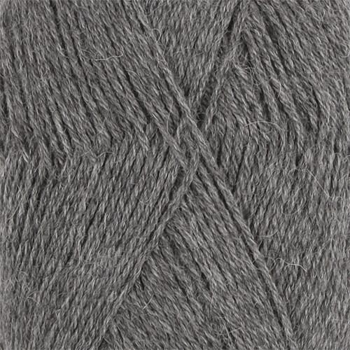 Drops Nord Mix Garn Alpackamix 50g Grey 05