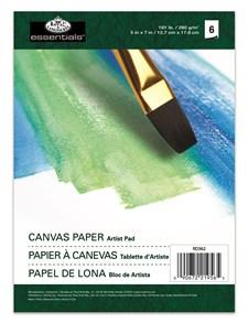 Canvasblock A5 för Olja och Akryl 6 Ark Royal & Langnickel