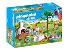 Inflyttningsfest, Playmobil City Life (9272)