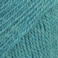 Drops ALPACA UNI COLOUR 2918 dark turquoise