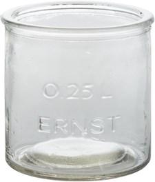ERNST Lasipurkki/Lyhty 0.25 L