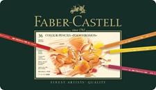 Färgpenna Polychromos Faber-Castell  Metalletui 36-pack