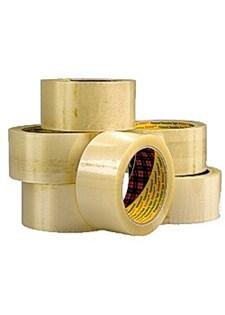 Pakkausteippi SCOTCH 371 PP 50 mm x 60 m kirkas (6 kpl)