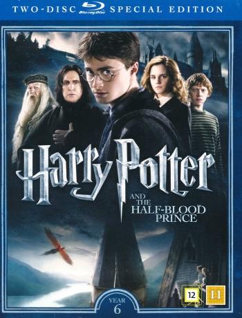 Filmrecension harry potter och halvblodsprinsen