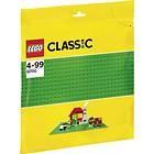 Grønn basisplate, Lego Klossar