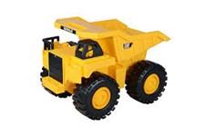 Rev It Up Dump Truck 45 cm, CAT