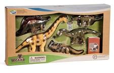 Växtätande dinosaurier, Matsäker plast, Wenno