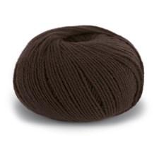 Dale Garn Pure Eco Baby Wool Økologisk Ull 50 g Espresso 1306