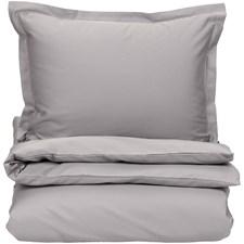 GANT Home Sateen Påslakan 100% Bomull 220x220 cm Moon Grey