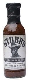 Stubb's Marinad Texas Steakhouse 340 g