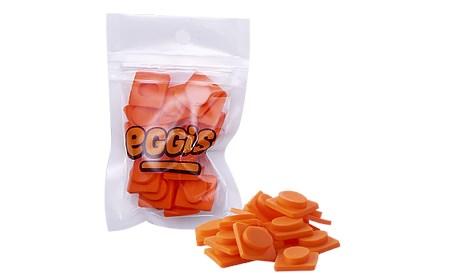 Eggisar  orange  Eggmania World - uteleksaker & sportleksaker