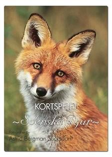 Svenska djur kortspel