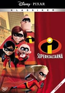 Disney Pixar Klassiker 06 - Superhjältarna