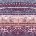 Drops Fabel Print Garn Ullmix 50g Lavendel (904)