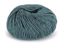 Du store Alpakka Alpakka Tweed Garn Alpakka Ull Mix 50 g Petrol 114