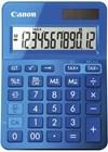 Minikalkulator CANON LS-123K blå
