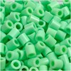 Rörpärlor 5x5 mm 6000 st Pastellgrön