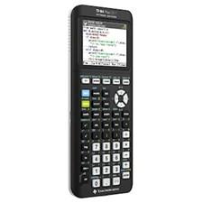 Texas räknare TI-84 Plus CE T PYTHON EDITION