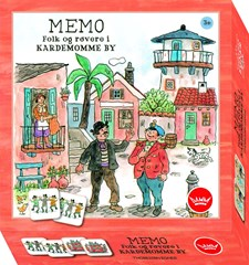 Kardemomme by, Memo (NO)