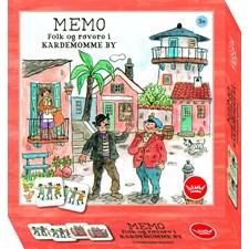 Kardemommeby, Memo (NO)