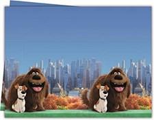 Husdjurens Hemliga Liv Plastduk, 120 x 180 cm