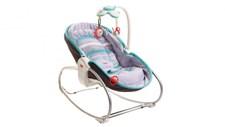 Tiny Love 3in1 Rocker Napper, Vippestol, Grå