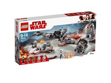 Defense of Crait™, LEGO Star Wars (75202)