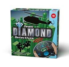 Diamond Detectives -peli, Alga
