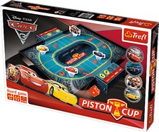 Piston Cup spill, Disney Cars 3