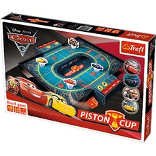 Piston Cup spel, Disney Cars 3