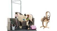 Tvättplats för häst, Schleich