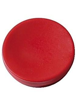 Magnetknappar 40 mm Röd 4 st
