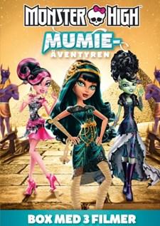 Monster High - Mumie-äventyren Box