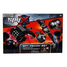 Spionset 4-delar, Recon Set, Spy X