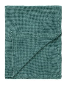 Marc O'Polo Viron Pledd 130x170 cm Sage Green