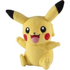 Pikachu, Kosedyr, 20 cm, Pokémon