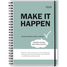 Kalenteri 2020 Burde Make It Happen