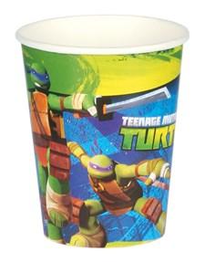 Ninja Turtles muggar, 8 st