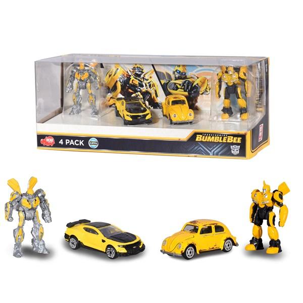 Transformers M6  4-pack - leksaksbilar & fordon