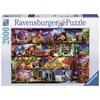 World of Books, Palapeli, 2000 palaa, Ravensburger