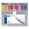 STAEDTLER Box Triplus Fineliner Set 40-pack