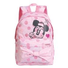Ryggsäck Small, Minnie Mouse Rosa, Disney