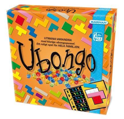 Spel Ubongo