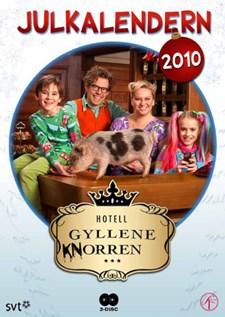 Hotell Gyllene Knorren - Julkalendern (2-disc)