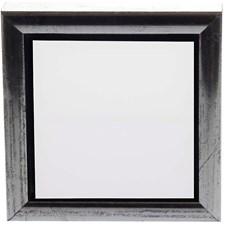 ArtistLine Canvas med ramme, utv. mål 14x14 cm, dybde 3 cm, Lerret str. 10x10 cm, 6stk.