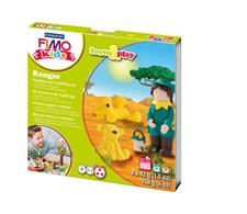FIMO® leire for barn, Form og Lek, Savannen