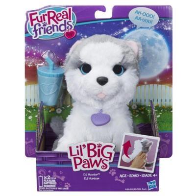Lil´Big Paws  Dj Howler  FurReal - interaktiva leksaker