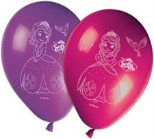 Disney Sofia den første, Ballonger, 8 stk.