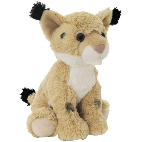 Teddy Forest Lodjur  Teddykompaniet - gosedjur