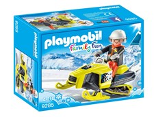 Snöskoter, Playmobil Family Fun (9285)